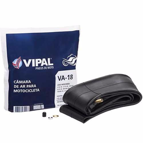 Câmara De Ar C 100 Biz 80 / 100 - 14 Va - 14 Vipal