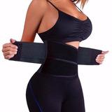 Cinta Abdominal Emagrecedora Modeladora Unissex Hot Belt Hb