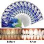 Clareador Dental Kit Fitas Branqueadora Whitestrips