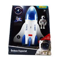 Ônibus Espacial - Linha Astronautas - Brinquedos Chocolate