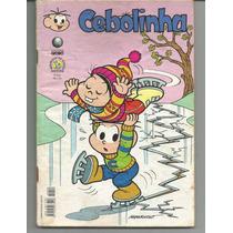 Cebolinha Nº 229 - Editora Globo - Foto Do Próprio Produto.