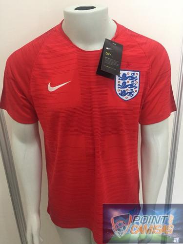 a008e4ac5f Camisa Nike Seleção Inglaterra Away Oficial Copa Da Russia - R  170 ...