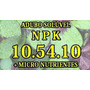 Plantafol 10-54-10 Adubo Para Florescer Rosas Do Deserto 8g