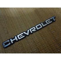 Emblema Chevrolet Porta-malas Opala Caravan Diplomata 91-92