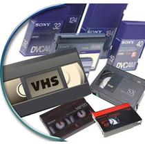 Duplicação Cd/dvd Em São Paulo/ Conversão De Vhs E 8mm