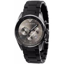 Relógio Emporio Armani Ar5889 Preto Original Garantia 12x