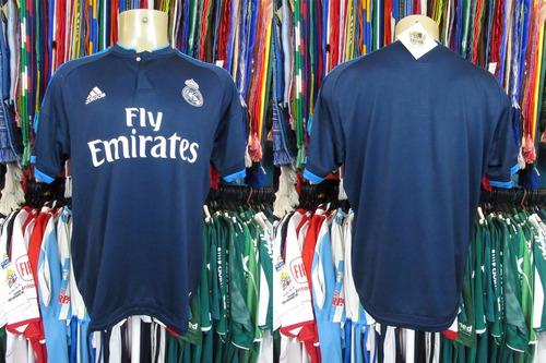 cdfe1482a3 Real Madrid 2015 Terceira Camisa Tamanho G
