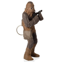Kit 2 Chaveiros Star Wars ( Chewbacca + Han Solo )