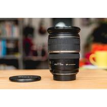 Lente Canon Ef-s 17-55mm F/2.8 Usada