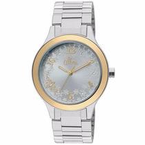 Relógio Technos Allora Feminino Prata Al2035fs/3k