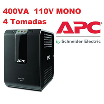 Nobreak Apc Microsol Back-ups 400va 115v/115v Mono Bz400 Br