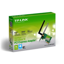 Adaptador Pci Express Wireless Tp-link Tl-wn781nd 150 Mbps