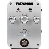 Pedal Fishman Aura Sixteen Preamp Para Violão Pro-aip-p16