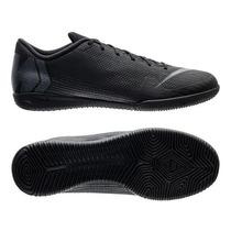 7893e22c36dfb Tênis Nike Futsal Mercurial Vapor 12 Academy Preta Original à venda ...