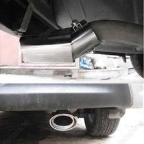 Ponteira Esportiva Inox New Civic Novo Crv Hr-v Tracker