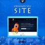 Criamos Site, Blog, Website, Lojas Virtuais E Ecommerce