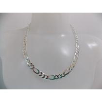 Corrente,cordão De Prata Masculina - 3x1 - 3 - 925