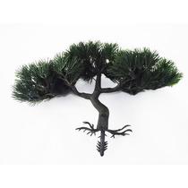 * Bonsai Artificial Sem Vaso - Mini Árvores Arranjos Plantas