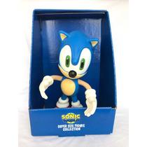 Sonic Grande Super Size Original - 23cm Coleção Grande Tem