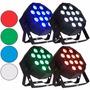 Kit 4 Refletor De Led 64 12 Led 12w )) Gy Iluminação ((