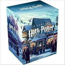 Livros Box Coleção Harry Potter - J.k. Rowling 7 Completa
