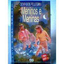 Livro Meninos E Meninas Domingos Pellegrini