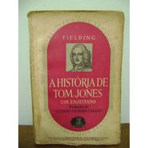 Livro A História De Tom Jones - Fielding - Tomo 2