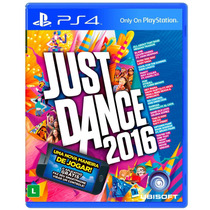 Jogo Just Dance 2016 Para Playstation 4