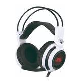 Fone De Ouvido Headset Gamer 7.1 Pc Led Com Microfone