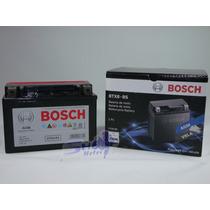 Bateria Moto Bosch Gel Honda Shadow Vt 600c Ano 2002 A 2006