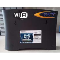 Modem Power Box Gvt Original Desbloqueado P Todas Operadoras