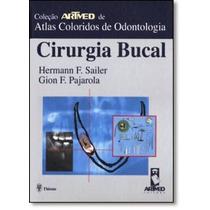 Cirurgia Bucal: Atlas Colorido De Odontologia