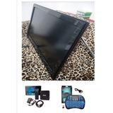 Tv Philips Lcd 42 +tv Box +mini Teclado Wifi + Sup Parede Ok