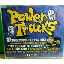 Cd Power Track - Vários (faixas Interativas C/clip)