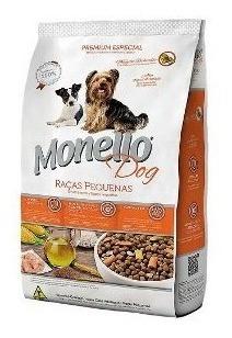 Ração Cachorro Premium Especial Monello Raças Pequenas 7kg