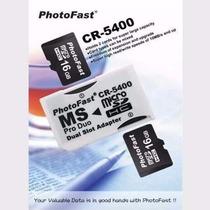 Psp - Adaptador Memory Stick Pro Duo + 1 Cartão Memória 8gb