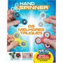 Hand Spinner Revista C/ Truques, Dicas E Jogo De Cartas