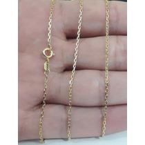 1b41a3b5d21 Corrente Cartier Masculina Em Ouro 18k 70cm 2.0grama +brinde à venda ...