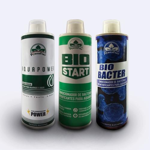 Condicionador Para Água Do Aquário Kit Completo Para Tpa