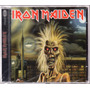 Cd Iron Maiden  Iron Maiden Lacrado Versão Enhanced
