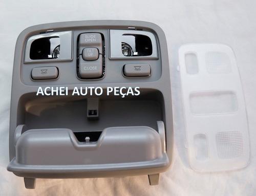 989257ff1d38e Porta Oculos Tucson C  Teto Solar Original Novo Luz Console