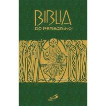 Bíblia Do Peregrino - Capa Cristal - Editora Paulus Sagrada