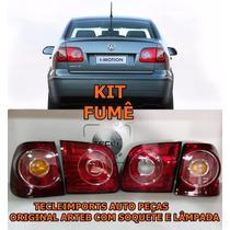 Kit Lanterna Polo Sedan 09 2010 2011 2012 2013 2014 Original