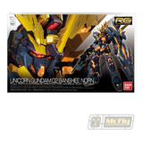 Gundam 1/144 Rg #27 Banshee Norn Rx-0[n] Model Kit