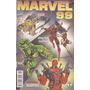 2 Revistas Marvel Nº 1 - Marvel 99 E 2000 - 2 Por 10,00