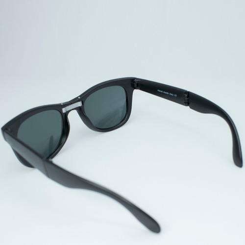 cc116cf6f Óculos Sol Feminino Masculino Preto Fosco Redondo Sem Veludo. Preço: R$ 45  Veja MercadoLibre