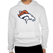 Blusa Moletom Denver Broncos - Futebol Americano