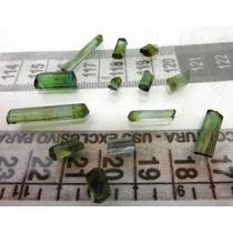 Lote De Turmalinas Verde - 4281