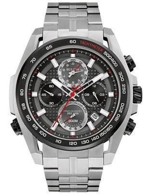 e1837cb363a Relógio Bulova 98b270 Precisionist Uhf 262khz Lançamento