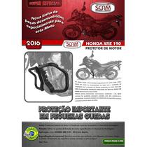 Protetor De Motor - Honda Xre 190 - Lançamento 2016!!